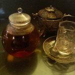 ペルシャ料理シルクロード - イラン紅茶