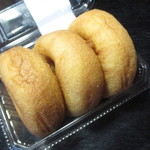 吉野山 豆富処 林とうふ店 - 豆腐ドーナツ 346円