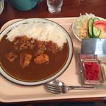 コブタ - 料理写真:チキンカレー