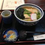 小川家 - 料理写真:きつねうどん580円
