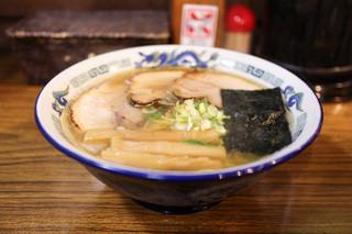 麺屋 誠 - 塩そば+トッピングチャーシュー☆