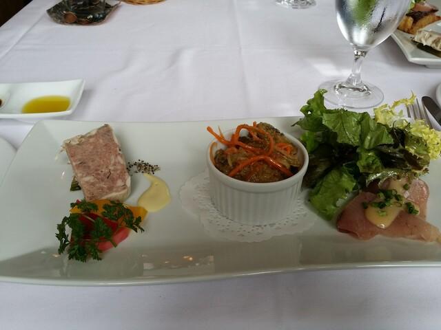 レストラン ラ・マーレ - 前菜