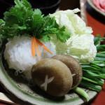 金谷 - 野菜☆