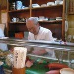 丸十寿司南店 - ご主人(承諾済み)