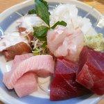 丸十寿司南店 - お造り盛り合わせ