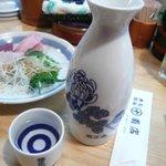 丸十寿司南店 - 燗酒