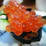 丸十寿司南店 - いくら
