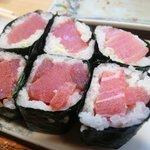 丸十寿司南店 - トロ鉄火