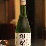 そば処 無茶庵 - 獺祭39