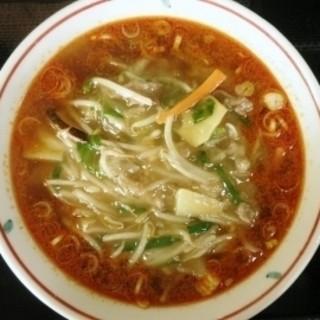 竹の子 - 料理写真:絶大人気10倍辛さOK.¥840