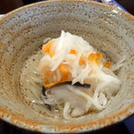 元祖鮭鱒料理 割烹 金大亭 - 氷頭の膾(ひずのなます)