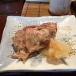 元祖鮭鱒料理 割烹 金大亭 - 焼白子