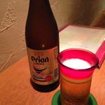 沖縄ダイニング・ハイサイ - オリオンビール