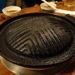 めんよう亭 - ジンギスカン鍋