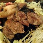 めんよう亭 - 生肉ラム(厚切りジンギスカン)