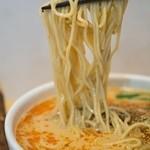 坦々麺専門 はつみ - 發巳担々麺大盛り