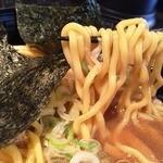 33423744 - 西山製麺の太麺