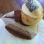 シュマン - 生チョコケーキ