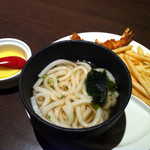 旬鮮台所 Zen - お子様ランチ(うどん)