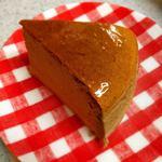 北泉 - 料理写真:一年半待ちチョコレートチーズケーキ