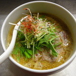 フジヤマロック - 味噌カレーヌードル 800円
