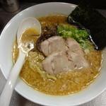 フジヤマロック - 味噌ヌードル 750円