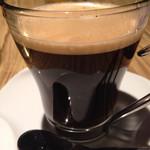 大阪屋 - 別料金だがコーヒー