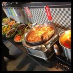 ソデスリザカ - 麻婆豆腐や、お野菜たくさん!