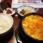 草家 - スン豆腐チゲ