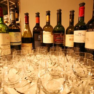 ボトルワインの安さは札幌トップクラス!