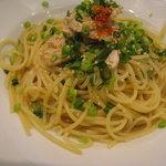 ティールームファイン・エステート - 料理写真:和風スパゲティ