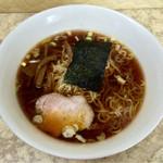 三益 - 「ラーメン」350円