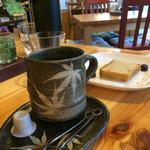 33430325 - コーヒーと自家製ケーキセット
