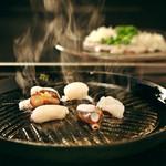 武蔵 - 名物地ダコの鉄板焼き