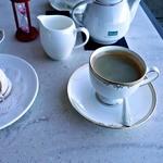 ザ・テラス - セットのコーヒー