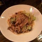 Gecky - 和風きのこスパゲッティー