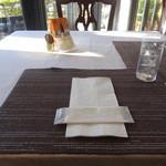 ザ・ハウス 白金 - テーブルセッティング