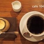 33435295 - こだわり玉子プリンとコーヒー