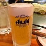 お好み焼き 八昌 - 黄色い力水