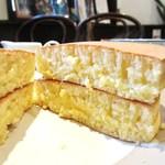 スプーンハウス - バターホットケーキ