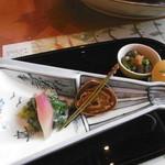 松魚亭 - 前菜