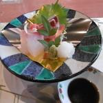 松魚亭 - お刺身