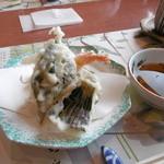 松魚亭 - 天ぷら