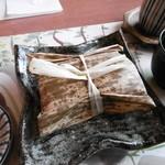 松魚亭 - ご飯