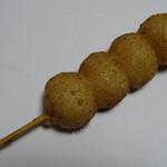 モクモク - 料理写真:揚げ団子