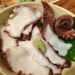 立呑み 風神 - 明石蛸