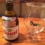 立呑み 風神 - ベルギービール