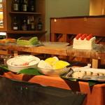 鎌倉山 - この中からデザートを選ぶ