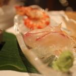鎌倉山 - 鯛と海老