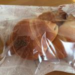パン工場 - 塩パン!